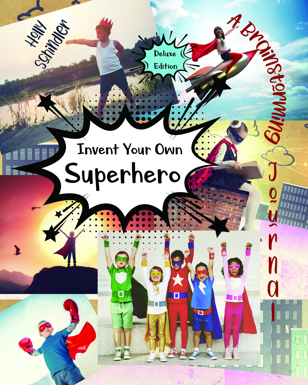 Superhero Deluxe Edition Cover 3